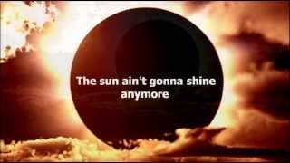 The sun ain