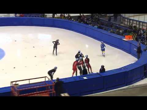 Intercontinental Short Track Invitational Ladies & Mens Miss&Out Final