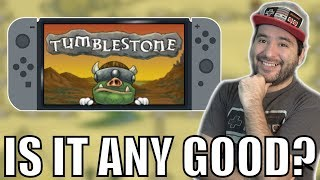 Tumblestone for Nintendo Switch Review - Is It Good? | 8-Bit Eric