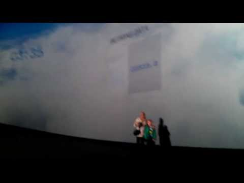 IMAX big screen in CinemaxX Copenhagen