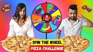 Spin the Wheel PIZZA Challenge