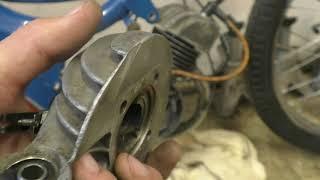 Мопед Рига- 1 реставрация часть-19 (Запуск мотора, CDI зажигание)