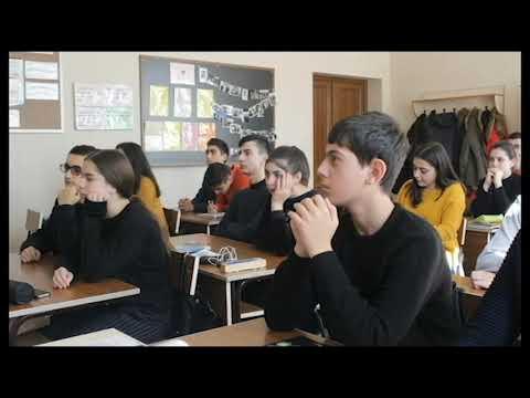 Школа №3 Степанакерта, Республика Арцах