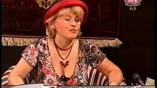 Mária Teresa Uhrribe  operaénekesnö,  képzőművésznő volt Huszák Zsóka vendége Thumbnail