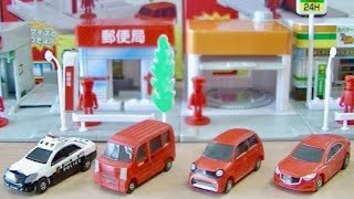 TOMICA Toyota Crown Police Car Suzuki EVERY Mail Truck Honda N-ONE Mazda 6 Atenza Assembly Kit