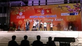 Nhảy Hiện Đại - LQĐ Mừng Đảng-Mừng Xuân