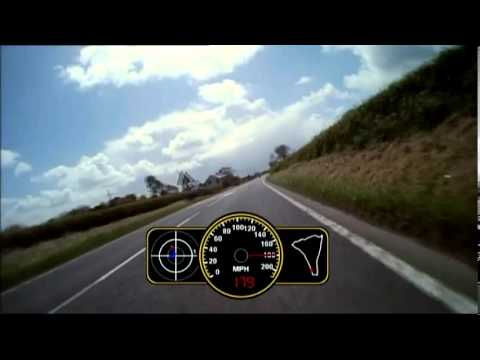 North West 200 On-board Lap With Michael Dunlop (2012)