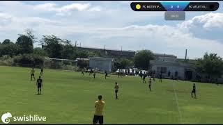 UTMOST BLACK SEA CUP NESEBAR 2021 FC BOTEV PLOVDIV  VS FC ATLET KIEV 1