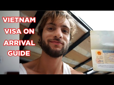 Vietnam Visa On Arrival: Complete Application Guide (+How To Get A Teaching English in Vietnam Visa)