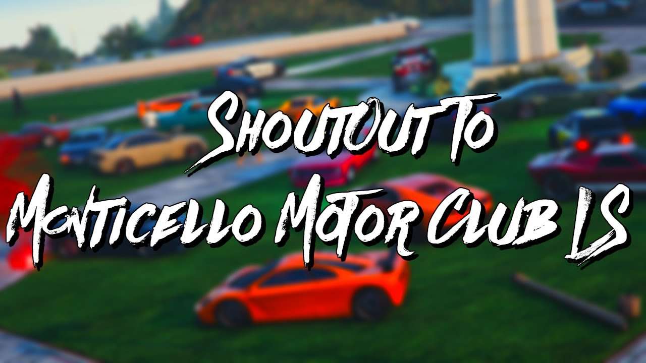 Monticello Motor Club >> Shoutout To Monticello Motor Club Ls Go Subscribe Youtube
