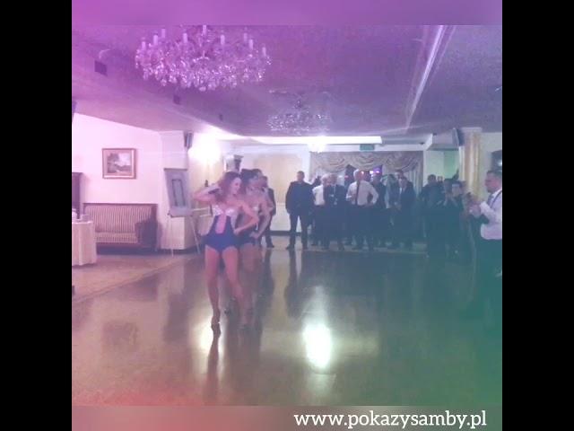 Pokaz samby brazylijskiej - tancerki samby 100% Samba Show