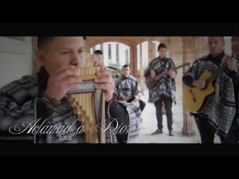 ACLAMAD A DIOS - ANGELUZ (((VIDEO OFFICIAL)))