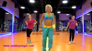 Clap your hands -Zumba Turkey Aysegul