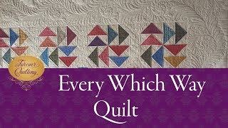 How to make a Quilting Plan - Every Which Way Quilt