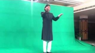 raju srivastav mimicry the speech of anna hazare