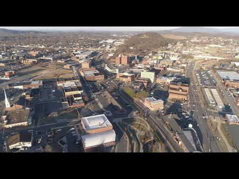 Downtown Johnson City TN