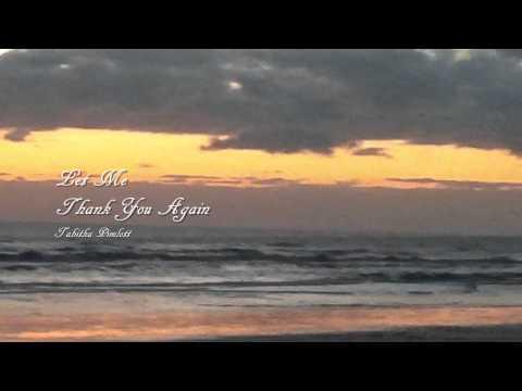 Let Me Thank You Again - Tabitha Pimlott