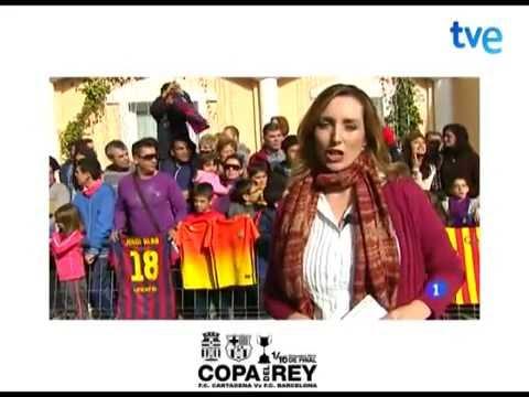 COPA DEL REY FC Cartagena Vs FC Barcelona
