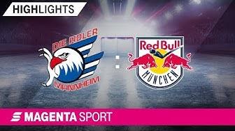Adler Mannheim - EHC Red Bull München | Finale, Spiel 5, 18/19 | MAGENTA SPORT