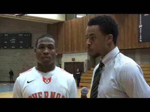 Sports Hub Post-game Interview with Saieed Ivey