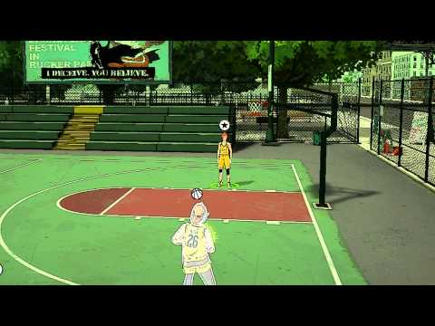 FS2 New Skills: Euro step / Diving Catch&Pass / Outlet Pass