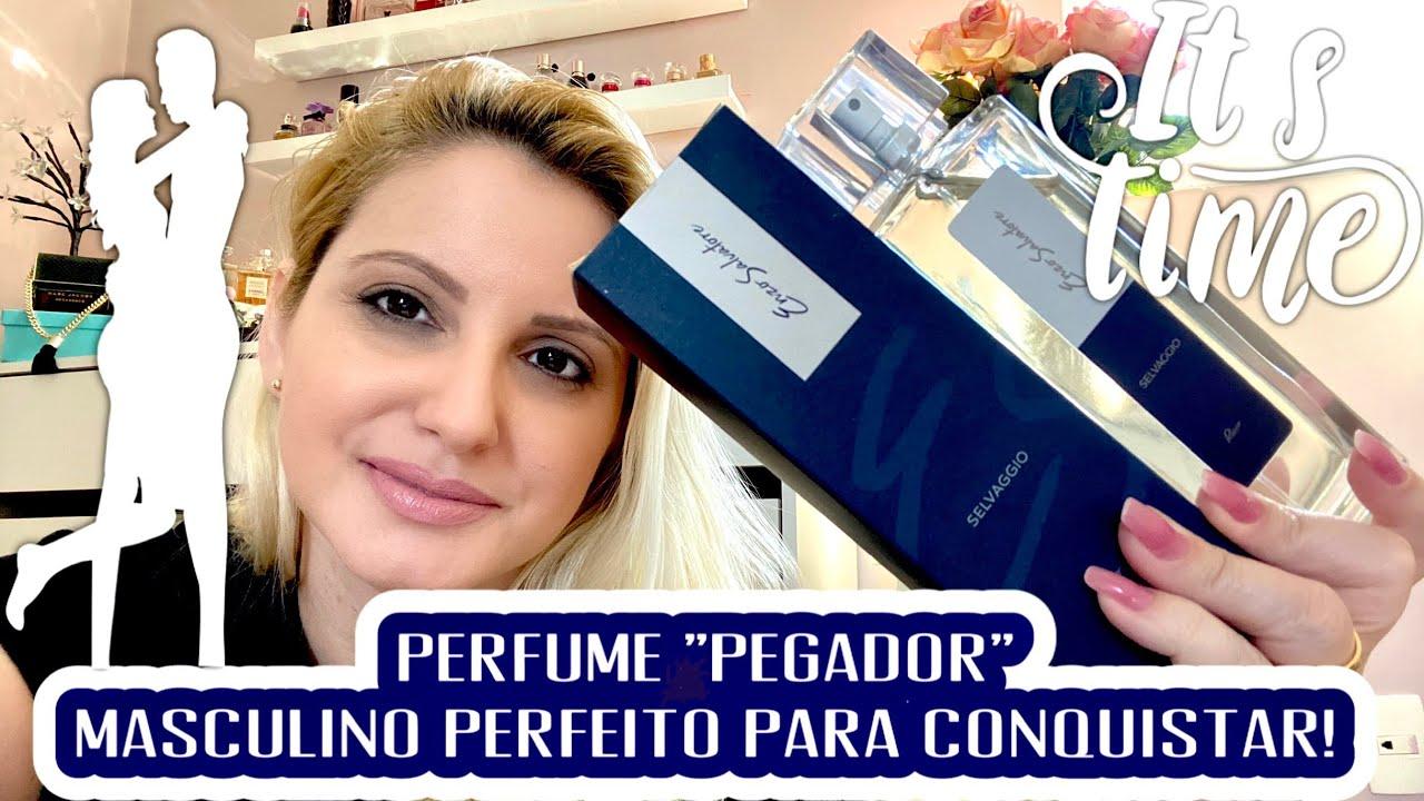 Perfume Masculino Perfeito Para Conquistar 😉