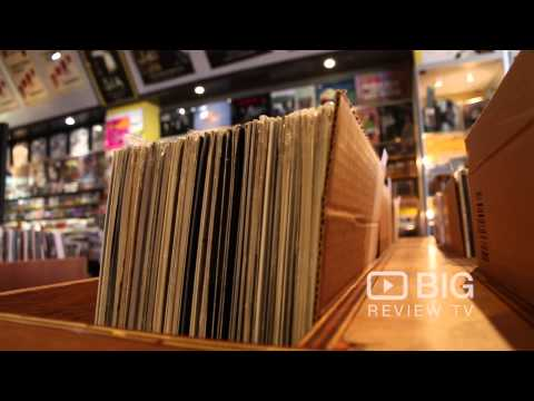 Urban Records, a Record Store in Perth for Vinyl Records or for Music Album