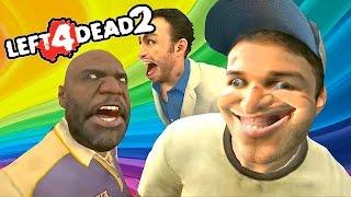 HOT CAKES PARA TODOS!!!! | Left 4 Dead 2 - JuegaGerman