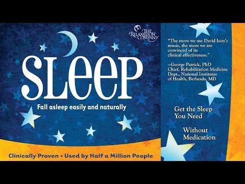 David Ison - Sleep: Fall Asleep Easily & Naturally (Album Preview)
