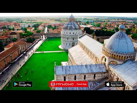 Piazza Dei Miracoli – Square – History – Pisa – Audio Guide – MyWoWo  Travel App