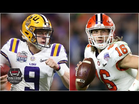 Sports Update - Clemson Faces LSU Tonight for the National Championship