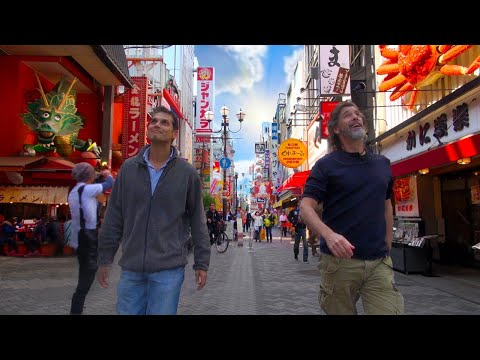 Osaka Street Food Guide: Dotonbori ★ ONLY in JAPAN #23 大阪道頓堀食い倒れ挑戦