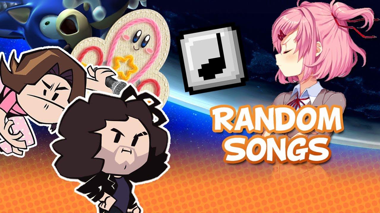 Game Grumps: Arin and Dan's Random Songs