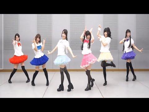 プリキュアEDシュビドゥビ☆スイーツタイム踊ってみた