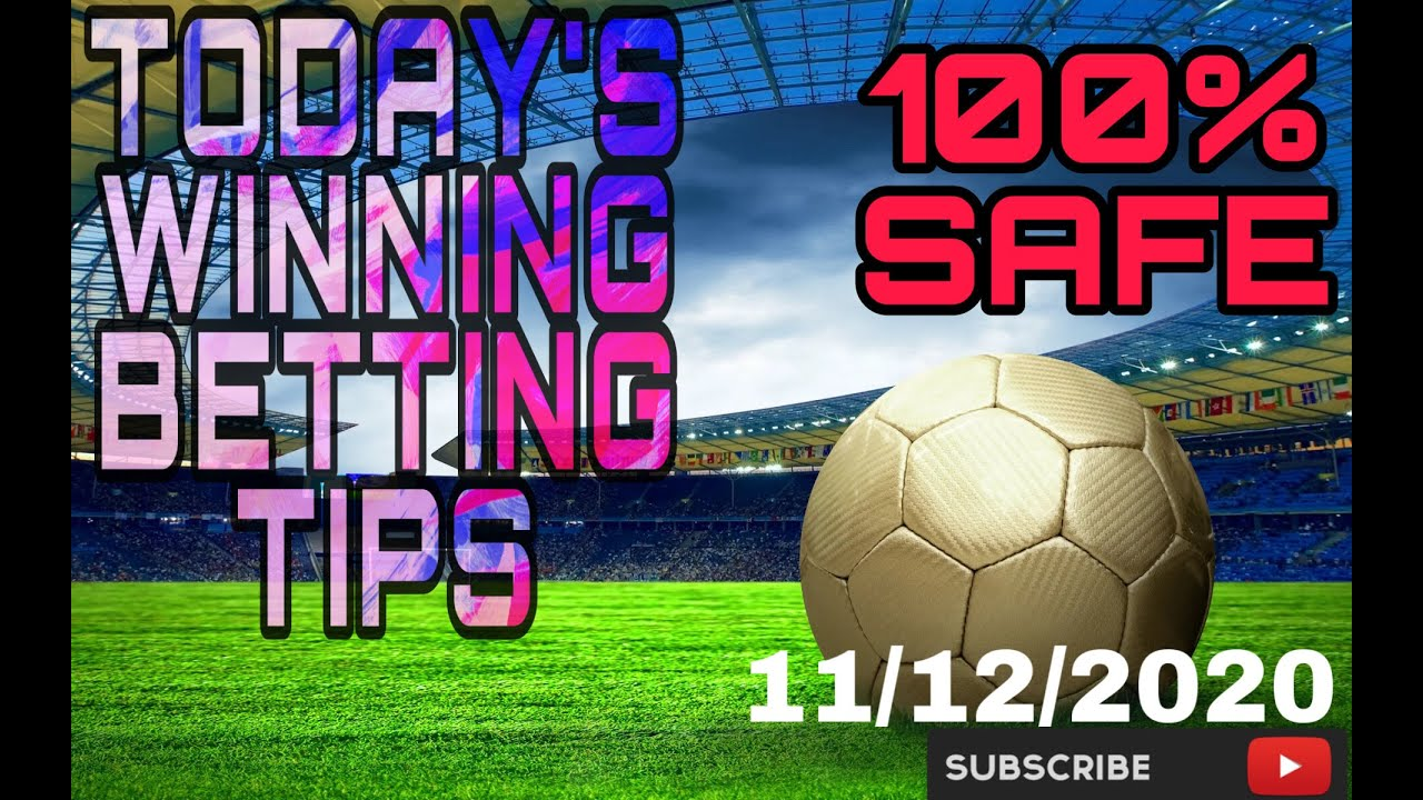 football fixed odds betting tips