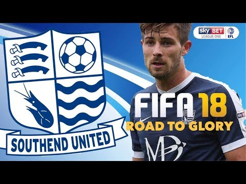 FIFA 18 : Southend United : ROAD TO GLORY : S1 : Ep. 1 : Start of a new beginning!!!