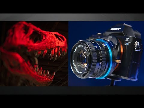 TLT ROKR: Selective Focus Tilt Effects With A Tilt-Shift Lens Adapter