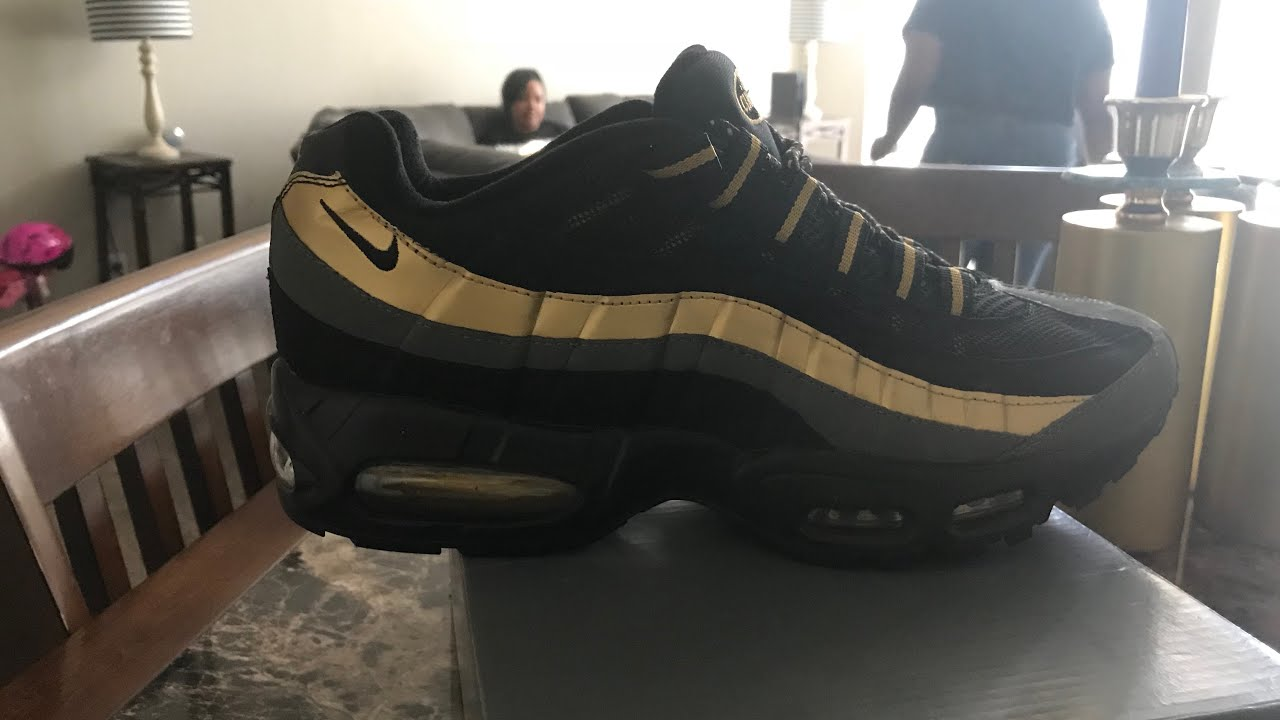 f26c53fcfe04a DHGATE air max95 review - YouTube