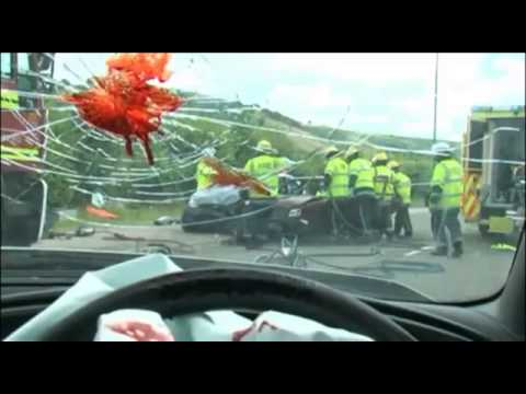 Texting While Driving PSA Heddlu Gwent Police Force UK