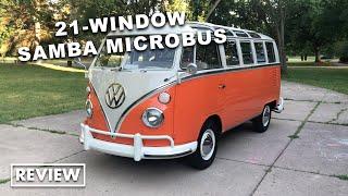 1967 Volkswagen Type-2 Samba Microbus Walkaround