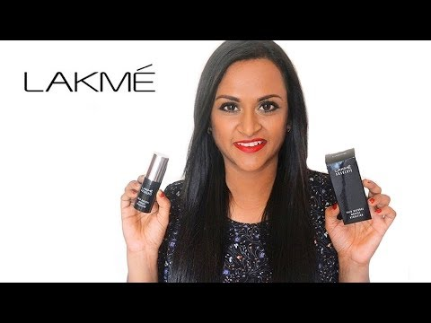 Lakme Absolute Argan Oil Serum Foundation Review | Lakme Product Review | Foxy Makeup Tutorial from YouTube · Duration:  5 minutes 58 seconds