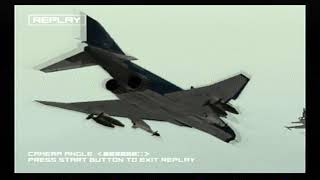 Ace Combat 4 Shattered Skies - Mission 2: Imminent Threat