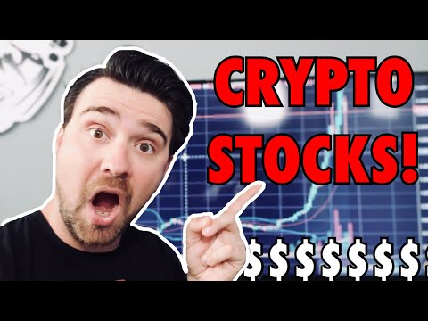 TOP 3 BEST CRYPTO STOCKS TO BUY!
