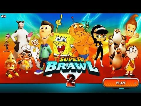 Супер Драки Мульт Героев Мультяшные бои персонажей из разных мультиков для детей.Cartoon fighting