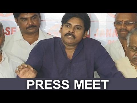 Pawan Kalyan Press Meet on Handloom Brand Ambassador   AP Special Status   Jana Sena   TFPC