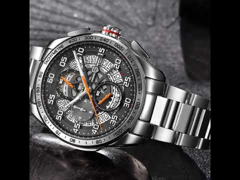 PAGANI DESIGN Top Luxury nd Sports Chronograph Men's Watches ...