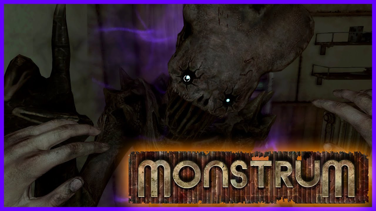 Monstrum - The Fiend - YouTube