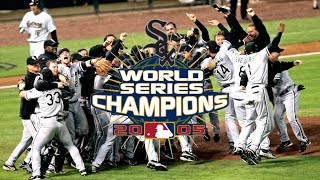 Remembering the 2005 Sox!