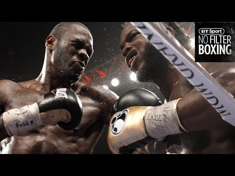 Deontay Wilder v Bermane Stiverne highlights   The only time he has gone 12 rounds