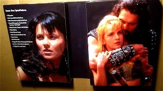 Xena Warrior Princess Season 3 Dvd Set Overview